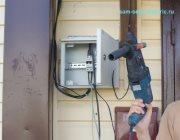 Лайфхак электромонтажника - куда подключить электроинструмент, когда электрощит разобран?
