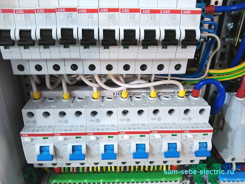 Узо и автомат последовательность установки
