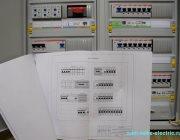 Щит 96 модулей на заказ в Барнаул